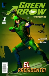 Green arrow fan art